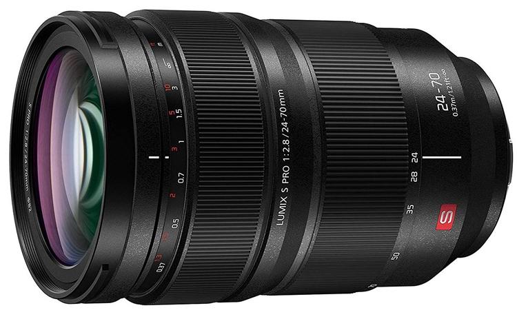 """Объектив Panasonic Lumix S Pro 24-70mm F2.8 для камер L-mount оценён в $2200"""""""
