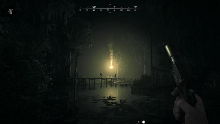 Сетевой шутер Hunt: Showdown от Crytek вышел из раннего доступа