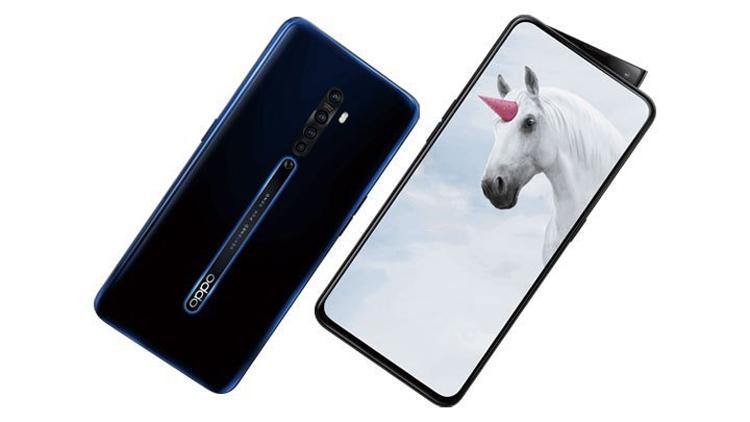 """OPPO Reno 2: смартфон с выдвижной фронтальной камерой Shark Fin"""""""