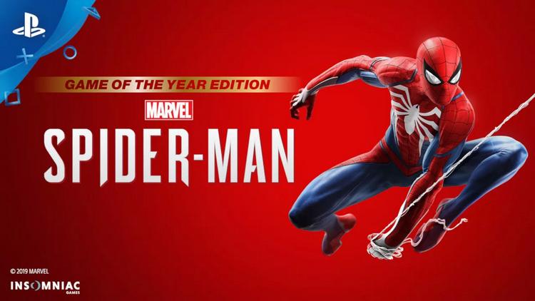 В продажу поступило издание «Человек-паук: Игра года» за 3199 рублей