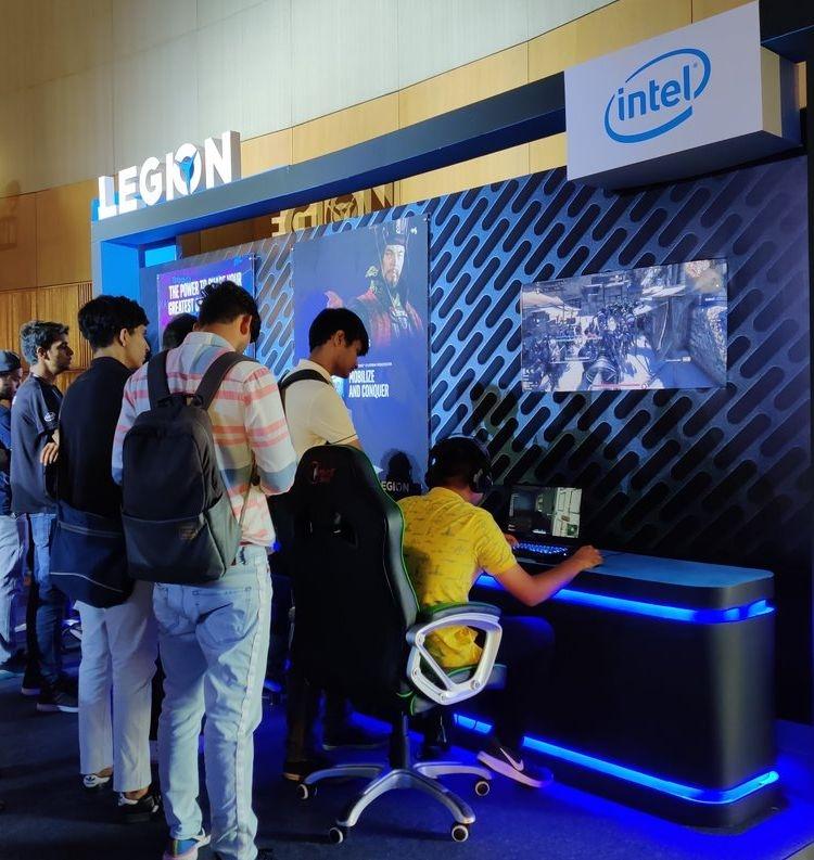 Источник изображения: Twitter, Intel India