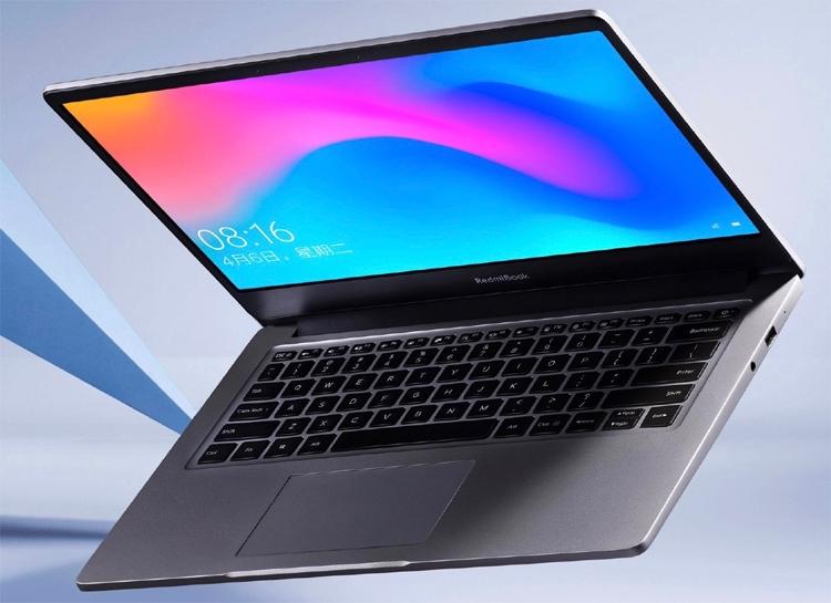 """Обновлённый ноутбук RedmiBook 14 оснащён процессором Intel Comet Lake"""""""