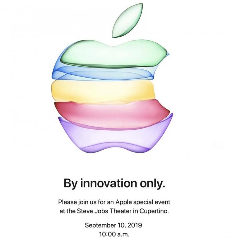 """Apple приглашает на мероприятие 10 сентября: ждём новые iPhone"""""""