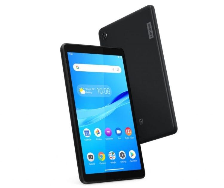 """Lenovo анонсировала планшеты Tab M7 и Tab M8 стоимостью от €99"""""""