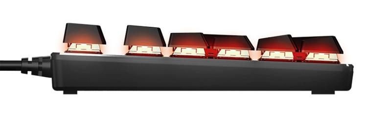 """Игровая клавиатура Cougar Vantar MX: механические переключатели и RGB-подсветка"""""""
