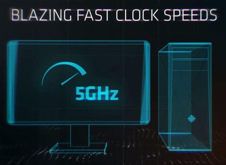 """AMD бросила мечтать о 5 ГГц, чем очень развеселила Intel"""""""