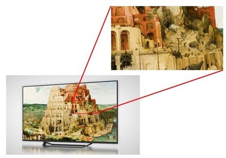 """Sharp покажет 5G-телевизор и самую большую в мире панель 8K"""""""