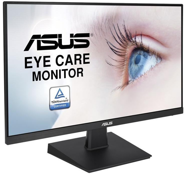 "ASUS VA24EHE Eye Care: безрамочный монитор с поддержкой Adaptive-Sync"""