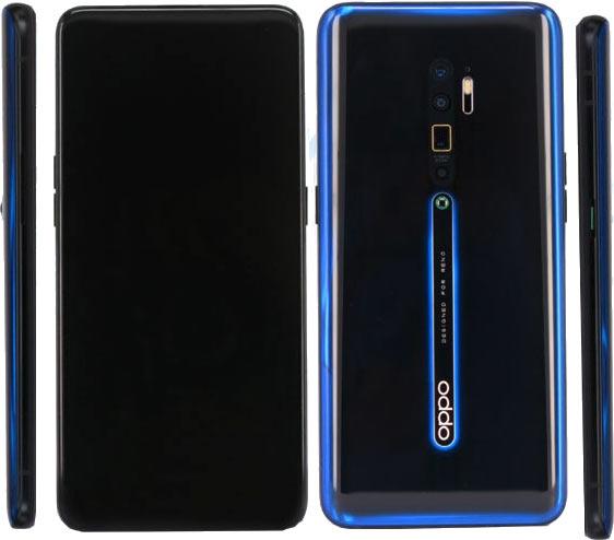"В Китае сертифицирован Oppo Reno 10x Zoom 5G: экран 6,6"", SD 855+, 12 Гбайт ОЗУ"""