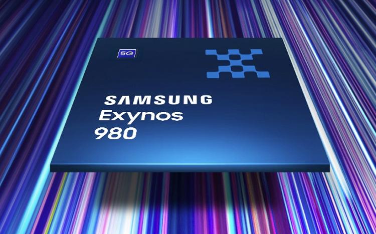 Exynos 980: первый процессор Samsung со встроенным 5G-модемом