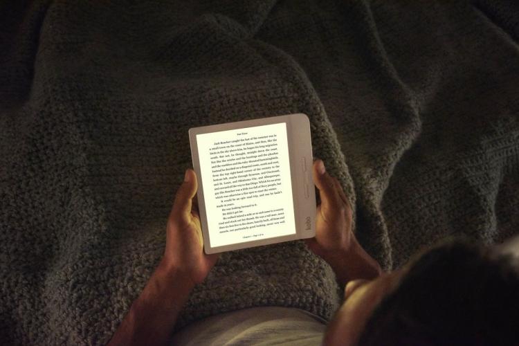 """Ридер Kobo Libra H20 — конкурент Kindle Oasis с более доступной ценой"""""""