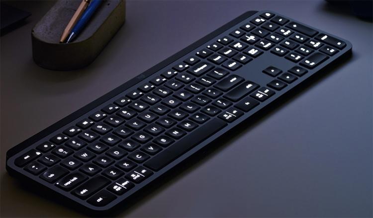"""IFA 2019: клавиатуре Logitech MX Keys с подсветкой не нужны провода"""""""
