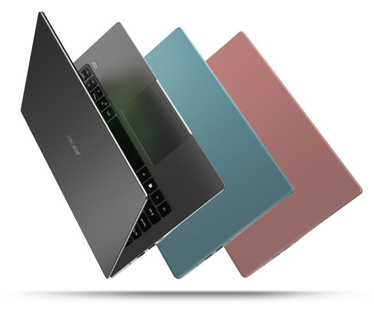 "IFA 2019: ноутбук Acer Swift 3 с чипом Intel Ice Lake выйдет в ноябре по цене от $700"""