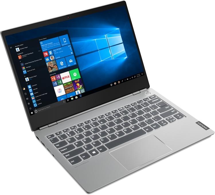 "IFA 2019: ноутбуки Lenovo ThinkBook для бизнеса с чипом Core 10-го поколения и адаптером Wi-Fi 6"""