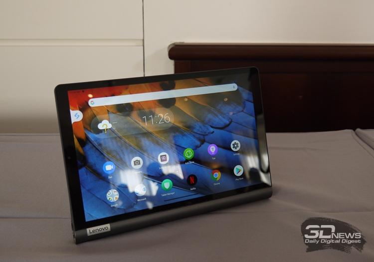 """IFA 2019: гаджеты Lenovo с помощником Google Assistant для «умного» дома"""""""