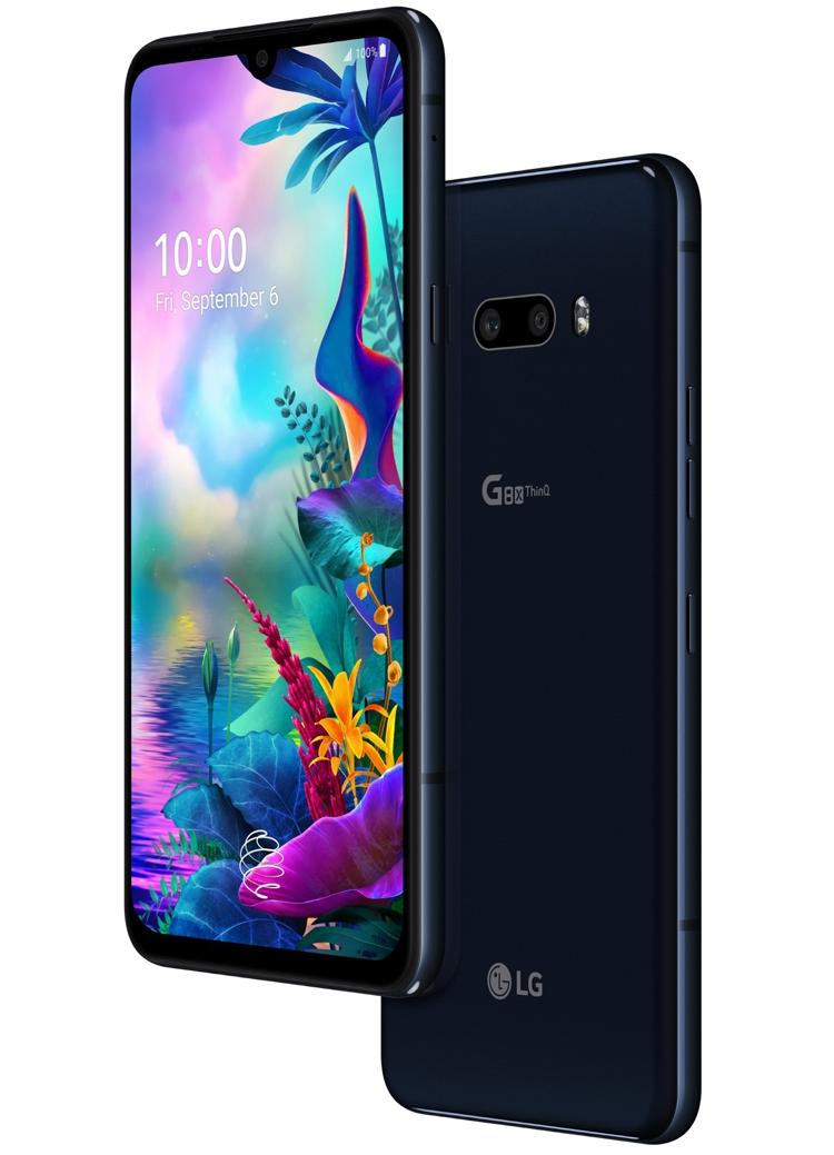 """IFA 2019: смартфон LG G8X ThinQ получил улучшенный чехол Dual Screen с двумя экранами"""""""