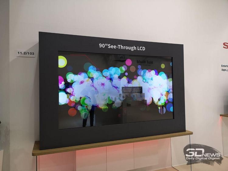 "IFA 2019: гигантские телевизоры Sharp и METZ формата 8K"""