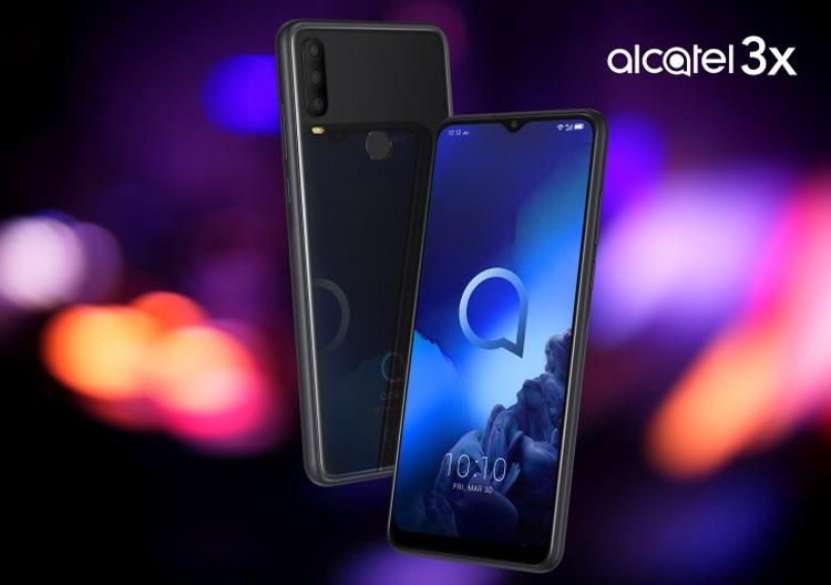 "IFA 2019: недорогие смартфоны и планшет Alcatel на базе Android"""