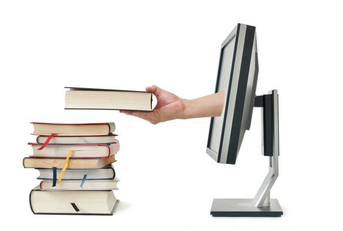 """Почти четверть книг в России продаётся через Интернет"""""""