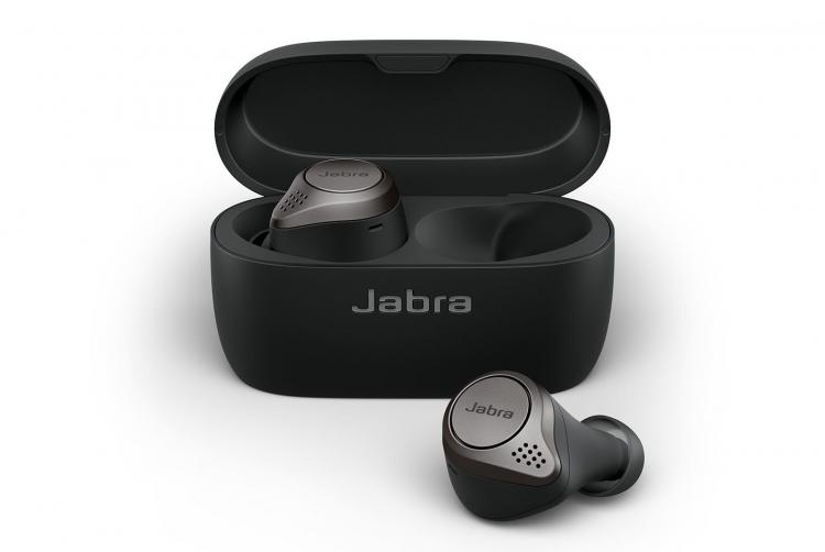 """IFA 2019: компактные беспроводные наушники Jabra Elite 75t обеспечат до 28 часов работы в автономном режиме"""""""