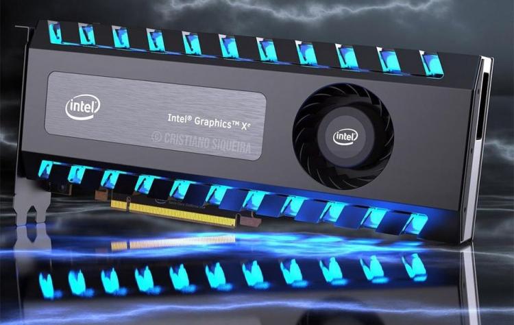 """Графические процессоры станут для Intel второй категорией продуктов по важности"""""""
