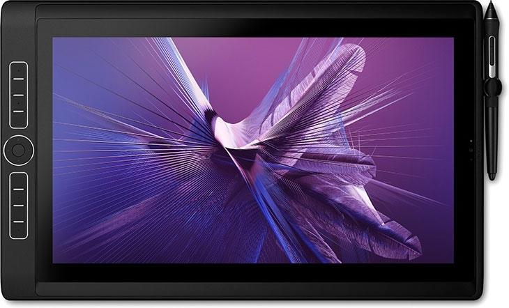 """Новый планшет Wacom с 15,6"""" экраном 4K и 4-ядерным Core i7 оценён в $3499"""