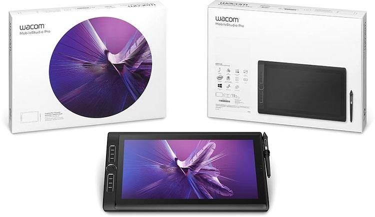 """Новый планшет Wacom с 15,6"""" экраном 4K и 4-ядерным Core i7 оценён в $3499"""""""