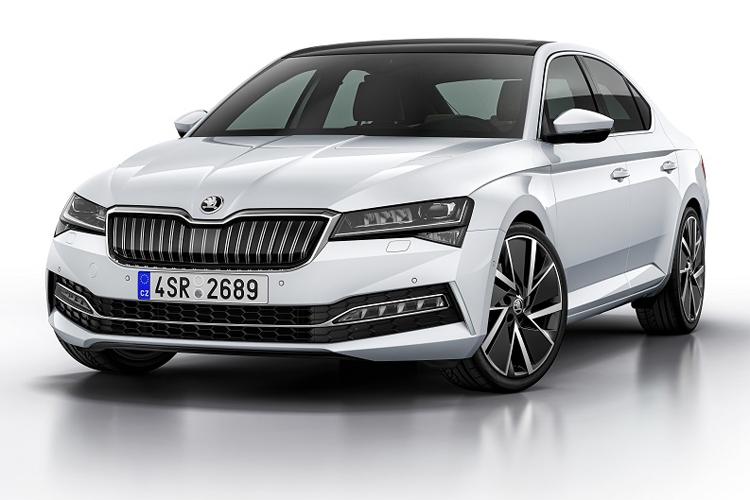 """Škoda iV: новые автомобили с электрическим приводом"""""""