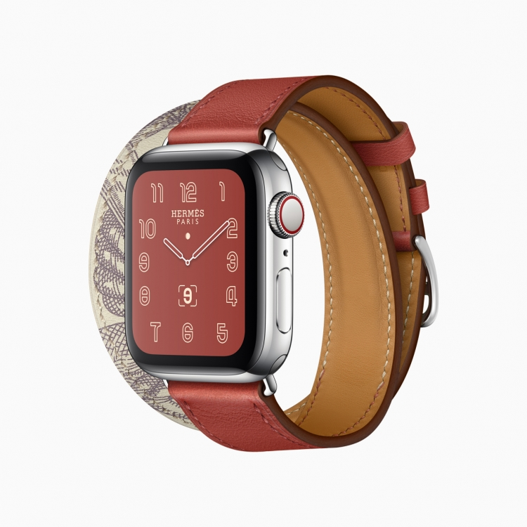 """Apple Watch Series 5: постоянно активный дисплей, компас и цена от 32 990 рублей"""""""