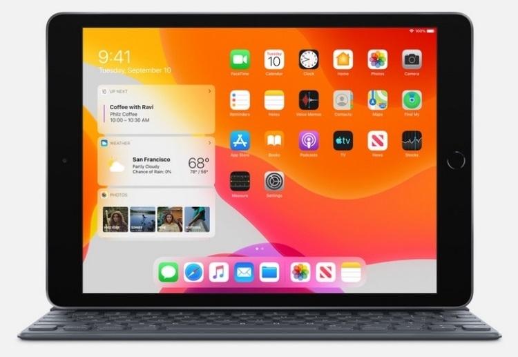"""Apple представила 10,2-дюймовый iPad седьмого поколения"""""""