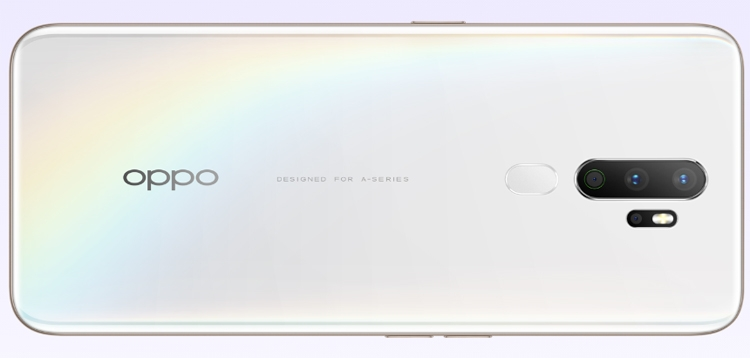 "OPPO A5 2020: смартфон с четверной камерой и ёмким аккумулятором"""