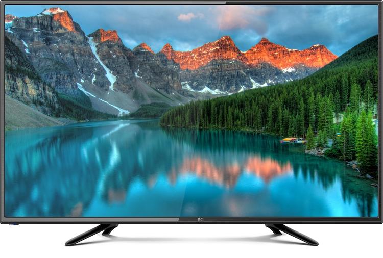 """Компания BQ вышла на рынок телевизоров: дебютировали модели размером до 31,5 дюйма"""""""