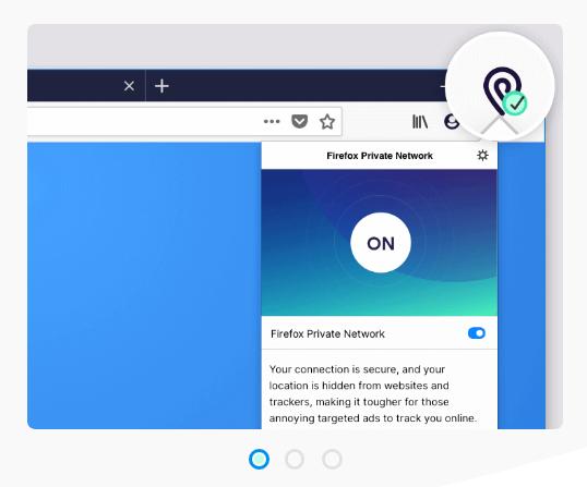 """Mozilla тестирует VPN для Firefox, но только в США"""""""