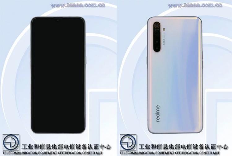 """Смартфон Realme RMX1991 с чипом Snapdragon 730G и 64-Мп камерой прошёл сертификацию"""""""