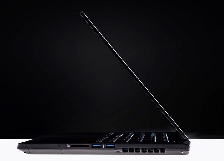 """Любителям игр посвящается: ноутбук Maingear Element с ускорителем GeForce RTX"""""""