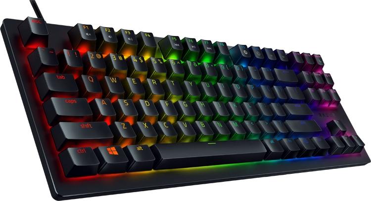 """Компактная клавиатура Razer Huntsman Tournament Edition рассчитана на киберспортсменов"""""""