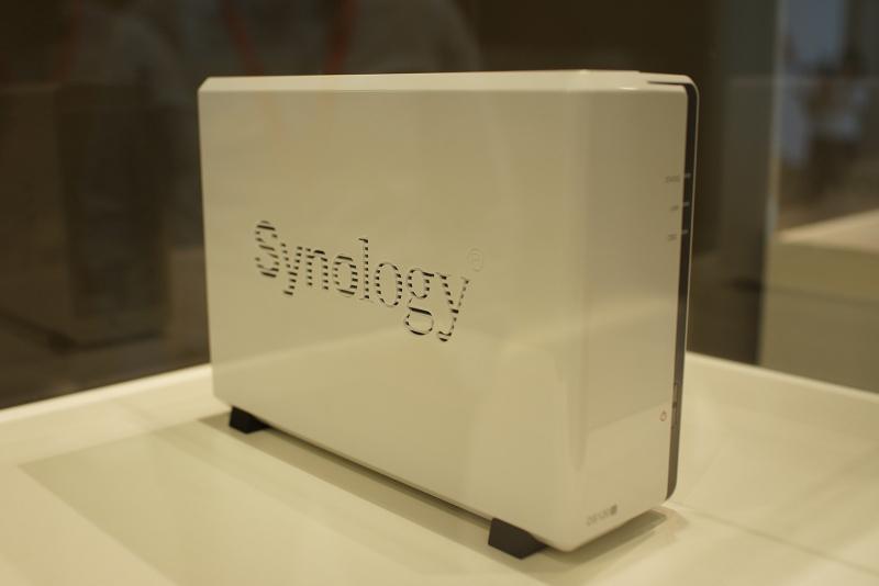 Synology DS120j на выставке IFA 2019