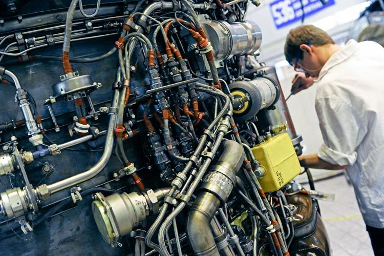 """VR-технологии помогут в разработке российских двигателей"""""""