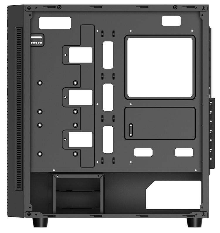 """Корпус Deepcool Matrexx 55 Mesh: сетчатая панель и стенка из закалённого стекла"""""""