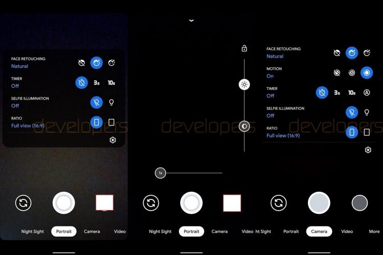 """Google Camera 7.0 будет полностью переработана в Google Pixel 4 и получит массу новых функций"""""""
