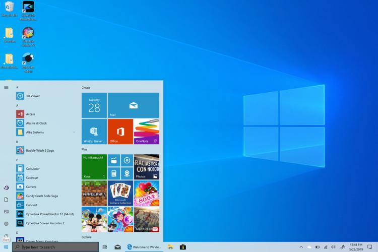 """Windows 10 теперь показывает заряд смартфона и синхронизирует обои"""""""