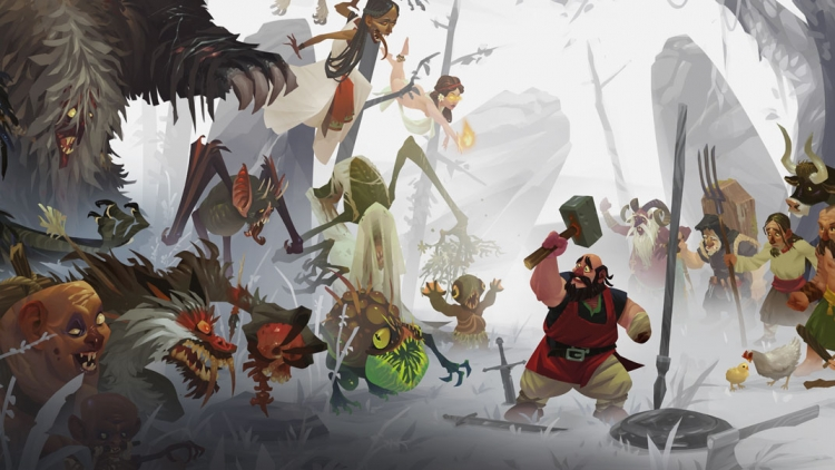 Yaga Versus Evil от Breadcrumbs Interactive