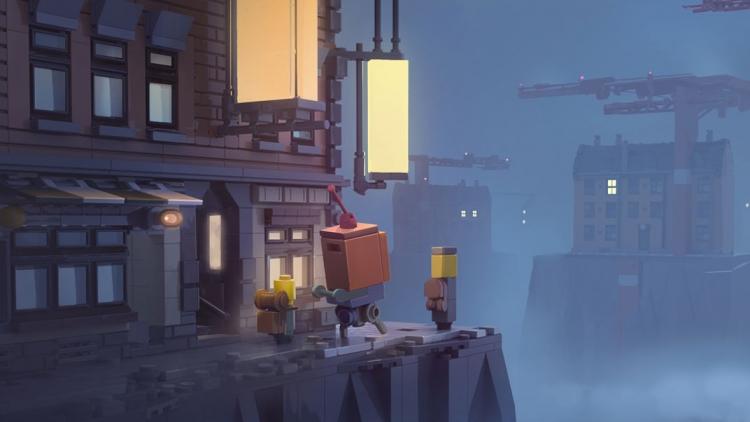 LEGO Arthouse от LEGO