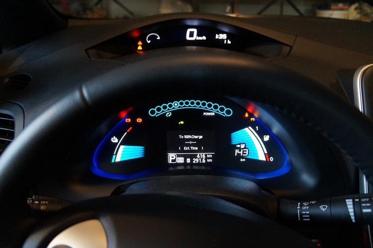 75% электромобилей в Российской Федерации имеют возраст неменее 5 лет