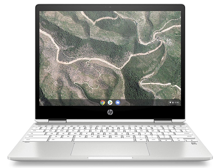 HP выпустит ноутбук Chromebook x360 12 на платформе Intel Gemini Lake""
