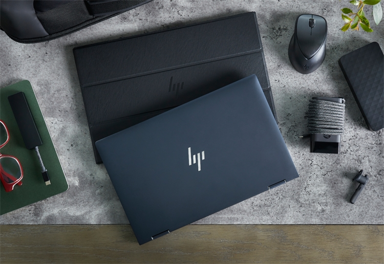 """HP Elite Dragonfly: килограммовый ноутбук-трансформер с поддержкой Wi-Fi 6 и LTE"""""""