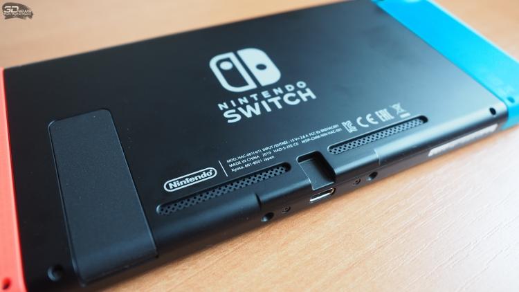 """Обновлённая Nintendo Switch: краткий обзор изменений"""""""