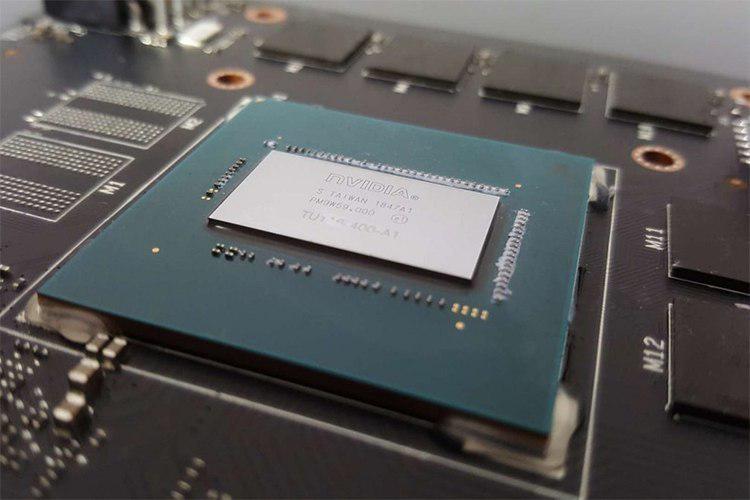 GeForce GTX 1650 Ti