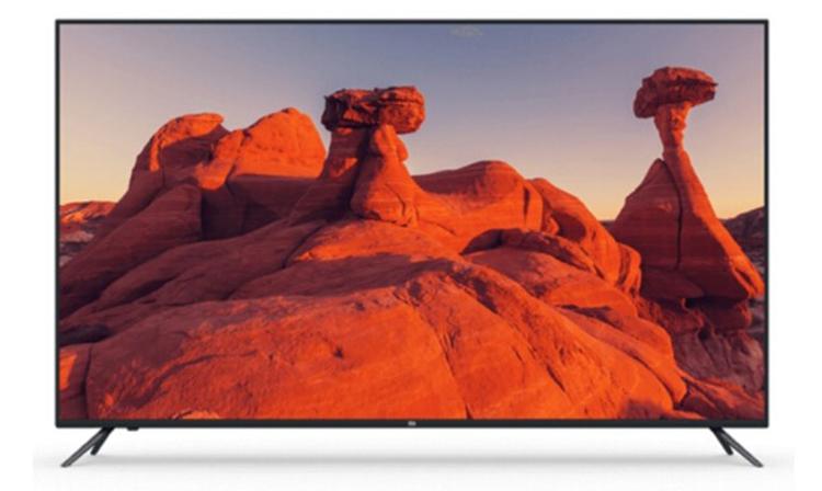 """70-дюймовый телевизор Xiaomi Mi TV 4A стоит менее $600"""""""