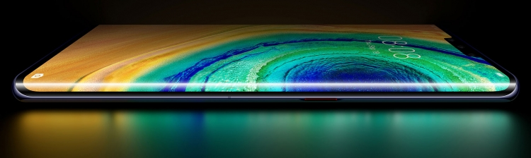 "Huawei представила флагманы Mate 30 и 30 Pro, несмотря на проблемы с Google"""
